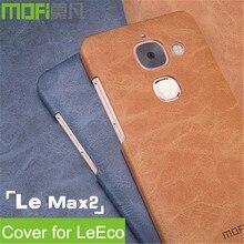 LeEco le макс 2 кожаный чехол крышка Пусть V le max2 x820 вернуться жесткий le eco lemax 2 капа funda leeco le2 макс x829 x821 жилья 32 ГБ 5.7