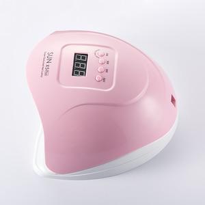 Image 5 - Chhenye sunx5plus 80 w lâmpada uv para secador de unha, esmalte de gel, lâmpada para manicure com sensor lâmpada de gelo, ferramentas para unhas