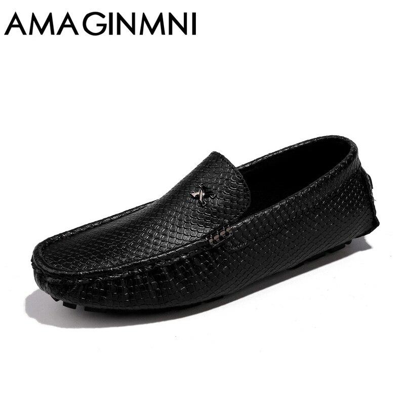 AMAGINMNI Brand Men
