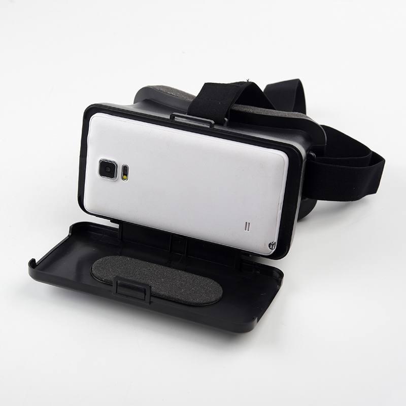 <font><b>NIJIA</b></font> <font><b>Head</b></font> <font><b>Mount</b></font> <font><b>VR</b></font> 3D <font><b>Video</b></font> Glasses for phone cellphone Etc (NJ-1688C+)