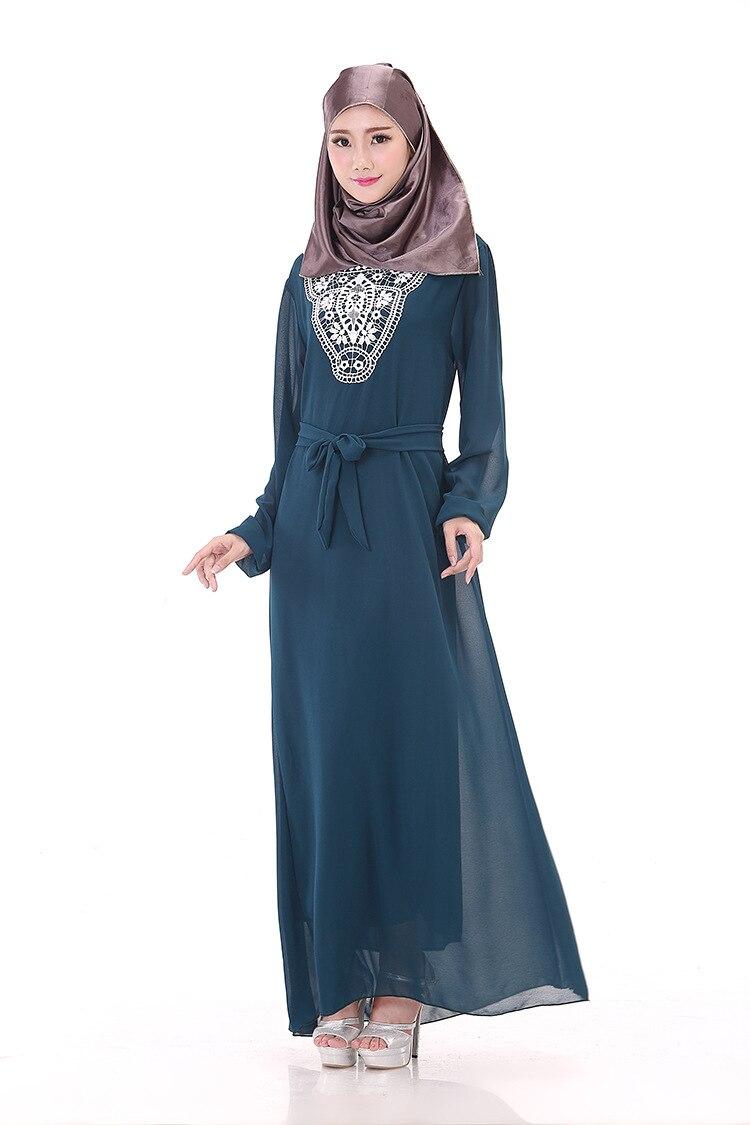 ZOGAA New Muslim robes Arabian National Women