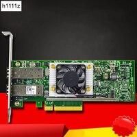Новый OEM BCM57810S двойной Порты и разъёмы 10GbE SFP + Converged Network Adapter сетевой карты-без SFP + модель 1 гарантия