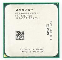 Amd fx 6300 am3 + 3.5 ghz/8 mb/95 w processador central de seis núcleos|CPUs| |  -