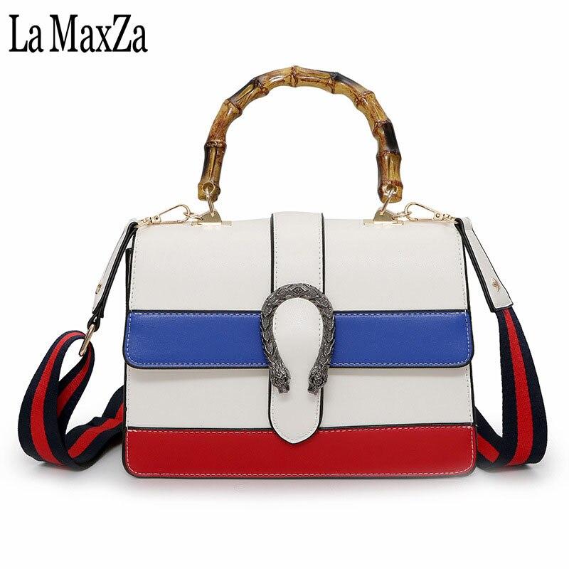 7a519118d7 Luxusní designer Lady Messenger Bag Slavná značka ženy Retro taška ...