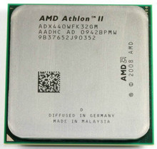 AMD Athlon II X3 440 processor (3.0GHz/1.5MB L2 Cache /Socket AM3) Triple-Core scattered pieces cpu