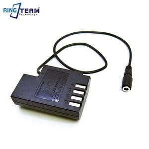Image 2 - Coupleur cc DMW DCC12 et DMW AC8 adaptateur secteur pour Panasonic Lumix DMC GH3 DMC GH4 DMC GH3 GH4 GH5 G9 DMCGH4 caméras