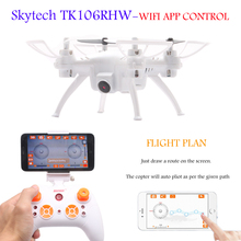 TK106RHW Mini font b Drones b font With Camera HD WIFI Quadrocopter Brake Trace Mode Quadcopter