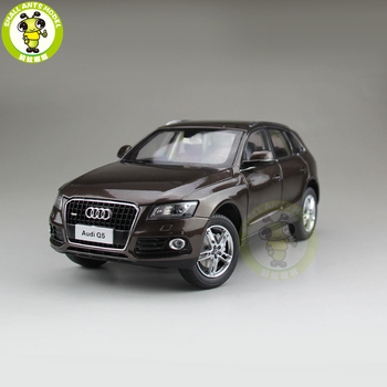 1/18 Q5 SUV Diecast Metal Car SUV Model Toy Girl Kids Boy Gift Collection Brown image