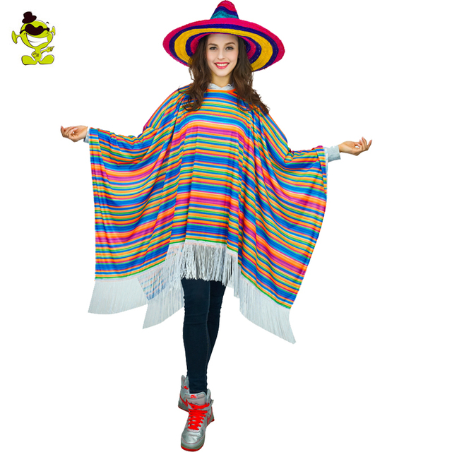 b075807307 Los adultos México capa traje mujer mexicana México Cabo para vestido de  las niñas para el
