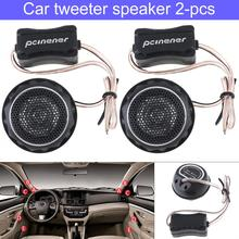 2pcs 150W YH-T280 12V High Efficiency Mini Dome Tweeter Speakers for Ca