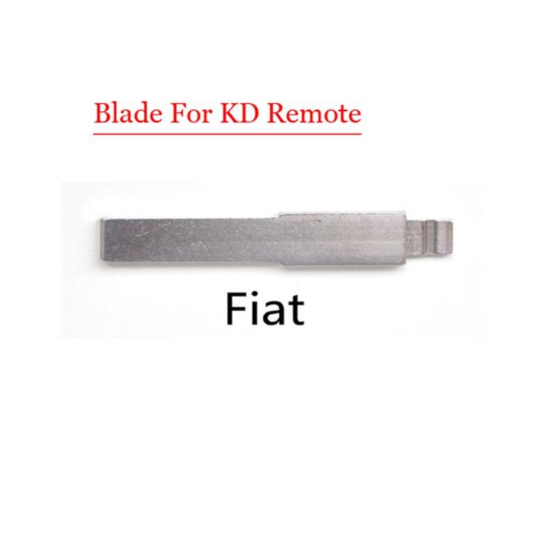 Free shipping (10 pcs/lot)Metal Blank Uncut Flip KD Remote Key Blade Type SIP22  for Fiat free shipping 10 pcs lot metal blank uncut flip kd remote key blade type 50 for hyundai tucson