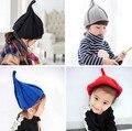 2017 Новая Мода Несколько цветов Малышей Baby Girl Boy Симпатичные комфорт Приятно Капот Теплый Hat Cap Beanie Шляпы Шапки Волос аксессуары