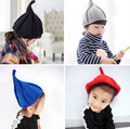 2017 New Fashion Mult-color Toddler Kids Baby Girl Boy Cute Comfort Nice Bonnet Warm Hat Cap Beanie Hats Caps Hair Accessories