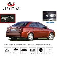 Câmera de Visão Traseira Para Chevrolet Chevy Lacetti JiaYiTian/Matiz/Nubira Visão CCD Noite de Backup Câmera de Estacionamento Assistência de Estacionamento