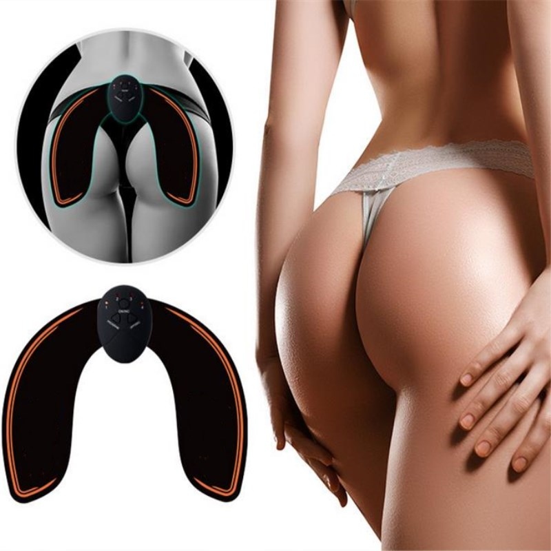 Smart Home EMS Hip Trainer Muscle Vibrating Exercise Stimulate Machine Fitness Equipment ASS Builder Buttock Lifter Massager