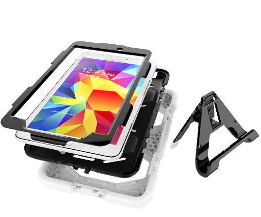 Amor Heavy Duty Case Para Samsung Galaxy Tab E 8.0 T377 T377V SM ... 91476a7de2
