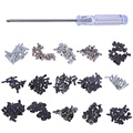 New 300Pcs/Set Assorted Laptop Screws with Box Replacement Part For IBM HP TOSHIBA Sony Dell Samung