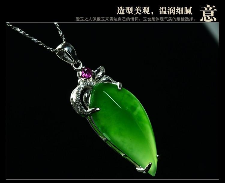 Xinjiang pure natural gobi yu yellow rough stone pendant necklace collarbone chain sweater chain letter j heart collarbone pendant necklace