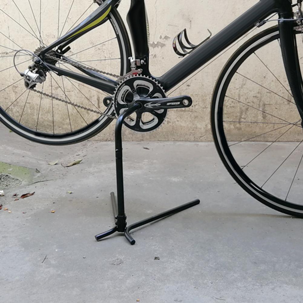 Universal Flexible Detachable Bicycle Bike Stand Insert Display Bike Repair Stand Kick Stand For Parking Holder Maintenance