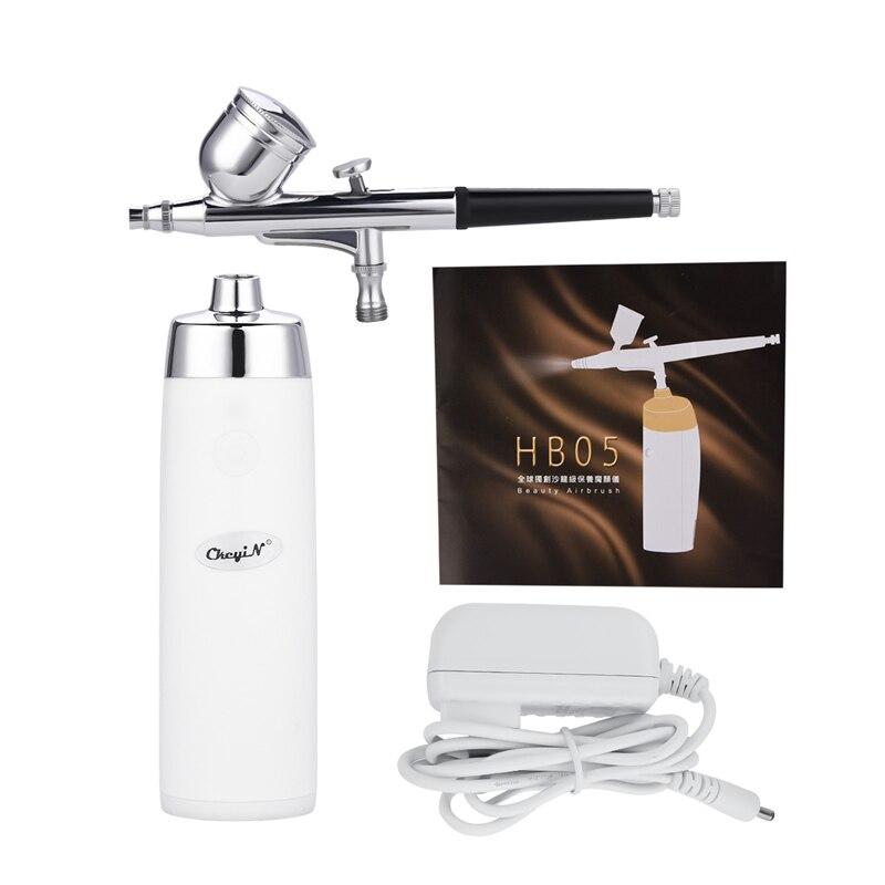 De poche Nano atomisation de L'eau D'oxygène Mètre Injection Machine Portable Nano Pulvérisateur Nébuliseur Soins Du Visage Massage Outils P49