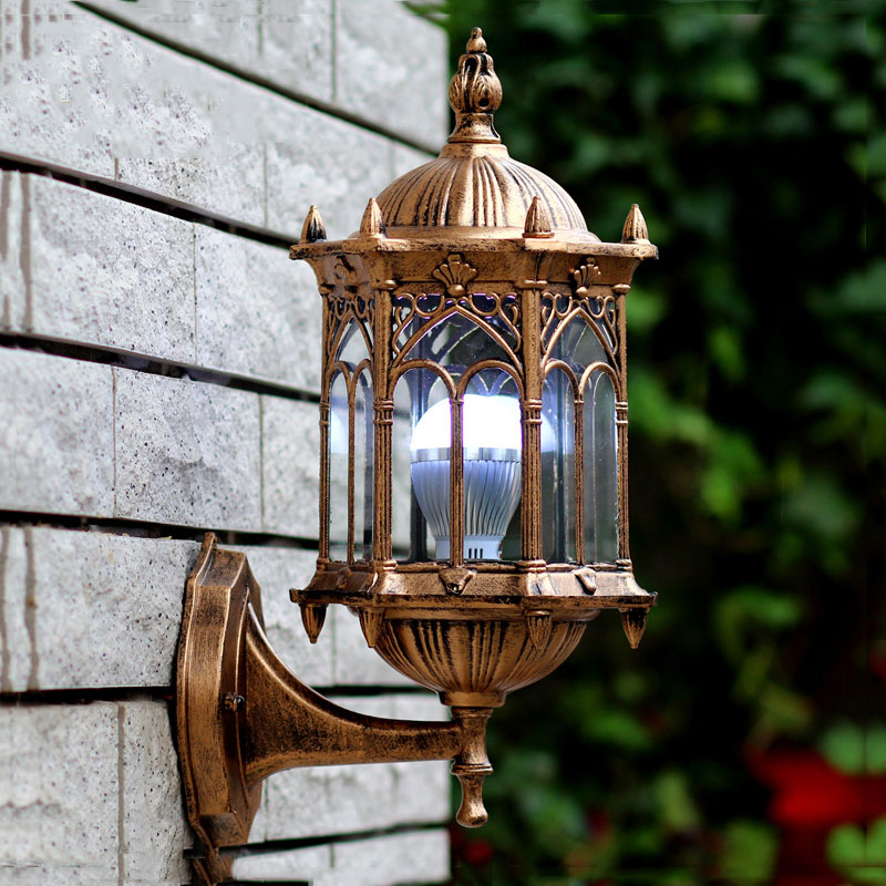 Cheap outdoor wall lamp