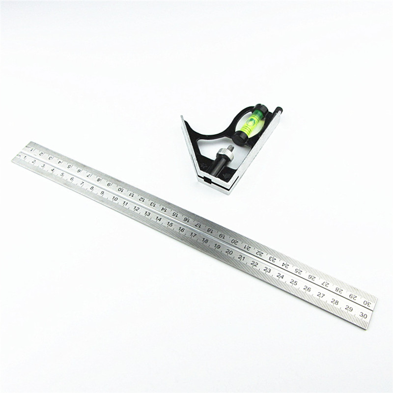 WEIHENG 518K Precise Stainless Steel Measuring Angle Spirit Level 2