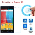 Prestigio 5506 Duo Scratch Proof Screen Film, 2.5D Ultra-Thin HD Clear Soft Pet Screen Protector Film for Prestigio Grace Q5