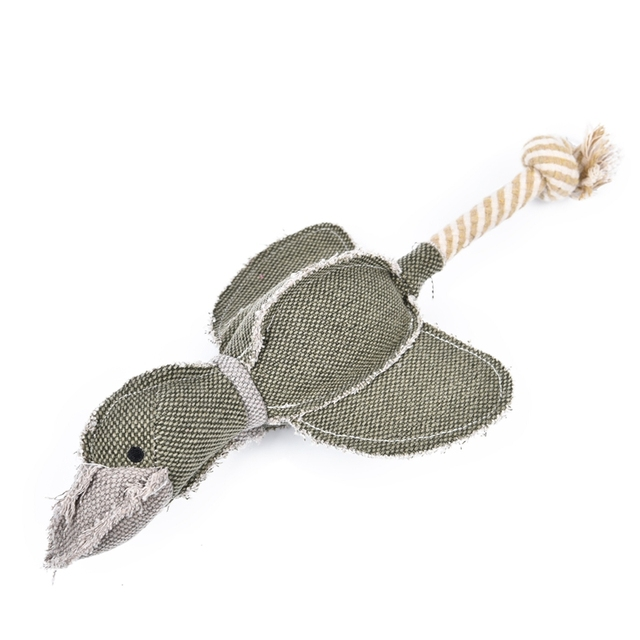 Dog's Duck Chew Toy