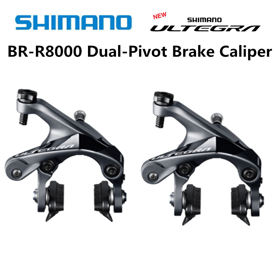 купить Shimano Ultegra BR-R8000 r8000 road bike Bicycle Dual-Pivot V Brake Caliper Set Front + Rear по цене 4171.96 рублей