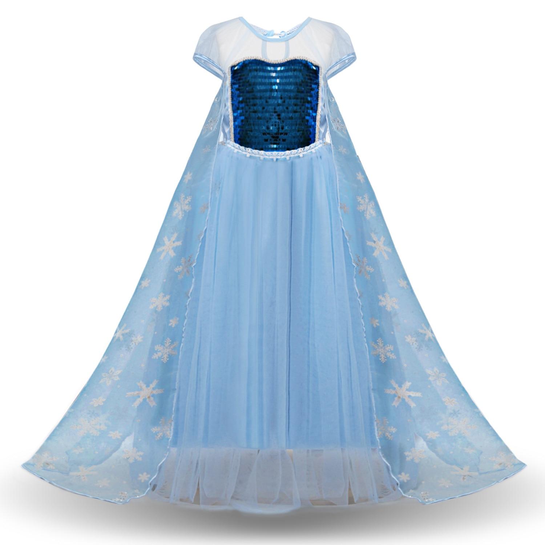 70e35d139c7e4 Children Girls Cinderella Princess Fairy Dress Sleeping Beauty ...