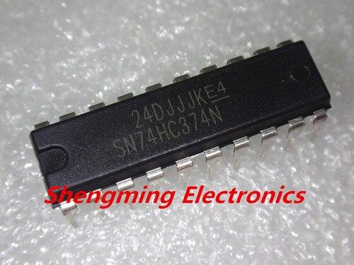 50PCS SN74HC374N 74HC374N 74HC374 DIP 20 IC Original