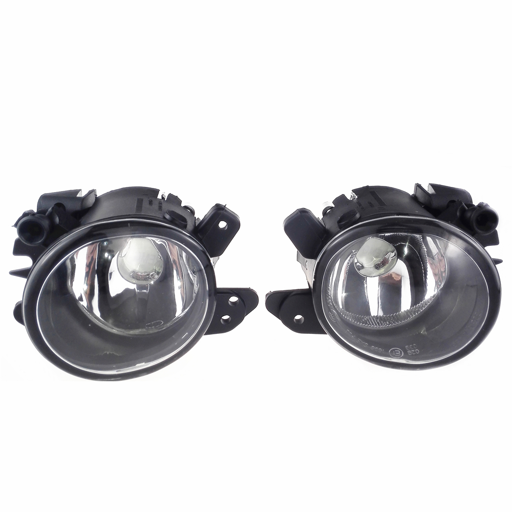 For SMART FORTWO 2007-2008  Fog Lights Lamps car styling  251 820 07 56 251 820 08 56 164 820 18 61 164 820 17 61 front lamps day light led for benz smart fortwo 2008 to 2011