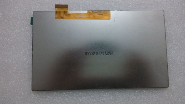 New  7 inch 30 pin tablet LCD screen M070WSB30-01A  163*97 free shipping
