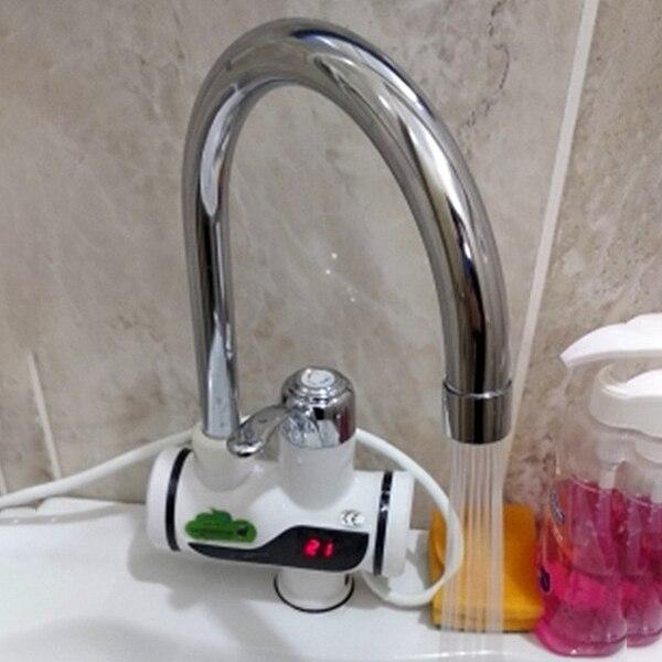 Elétrica Instantânea Torneira de Água Quente Rápido