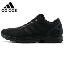 the best attitude 16a21 804fb Nueva llegada 2018 Adidas Originals ZX flujo Unisex zapatos de skate  zapatillas de deporte Anti Slippery