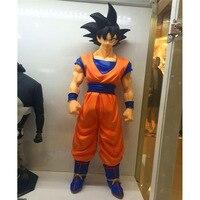 Dragon Ball Figure Dragon Ball Z Son Goku Action Figure Collectible Model Toy 44cm Goku Toy