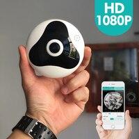 SDETER 1080P 960P Wireless Wifi IP Camera 360 Degree Fisheye Panoramic CCTV Security Camera Infrared Motion