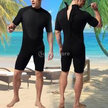 Мужские 3 мм Неопреновые костюмы для дайвинга, Короткие гидрокостюмы для подводного плавания, S/M/L/XL/XXL