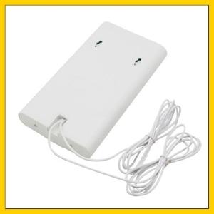 Image 3 - Kapalı yüksek kazanç 88dbi 4G LTE MIMO anten 2m kablo ile çift konnektör SMA için huawei ZTe 3g 4g yönlendirici