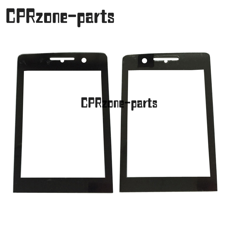 100% Warranty Black Front Glass Lens For Philips Xenium 623 X623 NOT Touch Screen Digitizer By Free Shipping