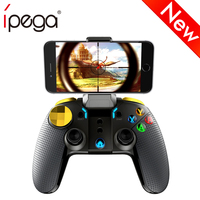 Ipega PG 9118 9118 Wireless Bluetooth Gamepad Multimedia Game Controller Joystick For Games Android Ios PC Phone For Xiaomi Pubg