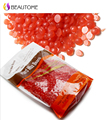 Strawberry Hair Removal Cream  Depilatory Hot Film Hard Wax beans Pellet Waxing Bikini Hair Removal wax 300g !