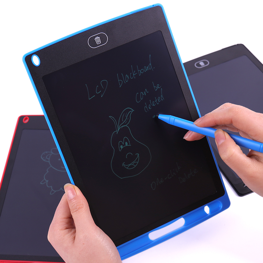 1PC Portable 8.5 Inch LCD Writing Tablet Digital Drawing Tablet Handwriting Pads Child Drawing Notepad