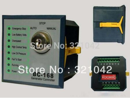 Generator Controller GTR-168 with Auto Start and Stop Function generator controller gtr 168