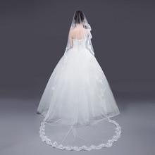 0b286ef8f Compra silk wedding veil y disfruta del envío gratuito en AliExpress.com