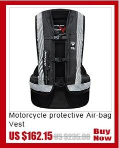 ROBO Unisexe Veste de Protections Poitrine pour Moto Compl/ète du Corps Armure V/élo VTT
