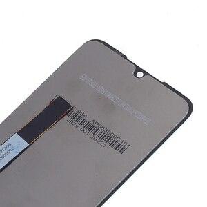 """Image 4 - 6.26 """"lcd original para xiaomi redmi nota 7 display lcd tela de toque digitador assembléia para redmi nota 7 pro lcd com quadro"""