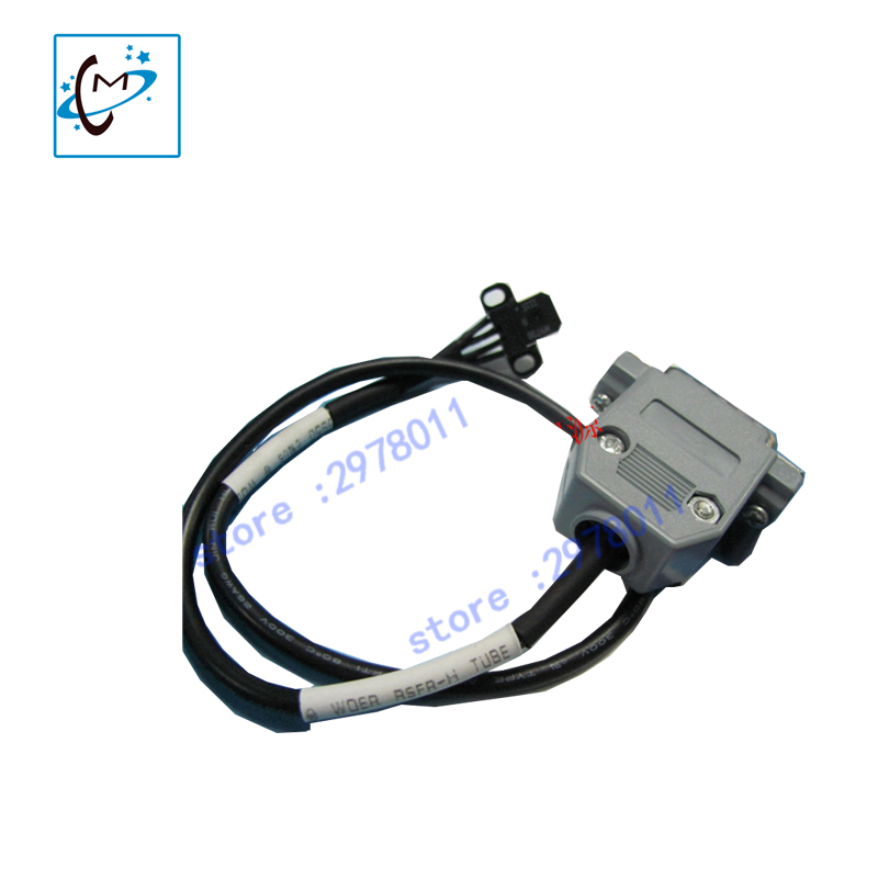 Lowest price Outdoor large solvent inkjet printer encoder sensor Flora raster LJ3208k LJ3208k Konica raster cable free shipping eco solvent printer encoder mimaki jv33 jv5 ts3 ts5 printer raster sensor encoder sensor