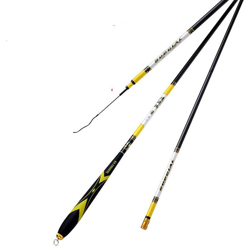 ANZHENJI 2017 Taiwan Stream rod Carbon Fishing Rod 37 Tone