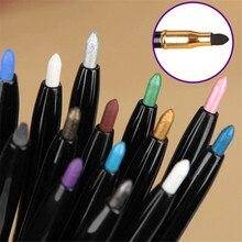 Hot Selling Waterproof Easy to Wear Eyebrow Glitter Eye Liner Pencil Eyeliner Pen Cosmetic Makeup Set Kit Tools